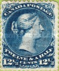[Queen Victoria - Size: 20 x 24mm, Typ G2]