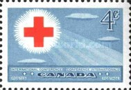 [The 18th International Red Cross Conference, Toronto, Typ GA]