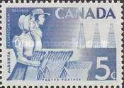 [The 50th Anniversary of Alberta and Saskatchewan Provinces, Typ HH]
