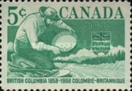 [The 100th Anniversary of British Columbia, Typ IB]