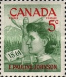 [The 100th Anniversary of the Birth of E. Pauline Johnson - Mohawk Poetess, Typ IQ]