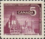 [Commonwealth Parliamentary Association Conference, Ottawa, Typ KT]