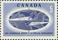 [The 50th Anniversary of Canadian Press, Typ LN]
