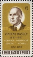 [Vincent Massey, First Canadian-born Governor-General, Typ MG]