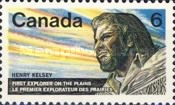 [The 300th Anniversary of the Birth of Henry Kelsey - Explorer, Typ NC]