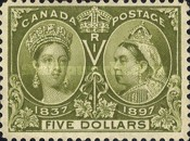 [The 60th Anniversary of the Coronation of Queen Victoria, Typ O15]