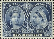 [The 60th Anniversary of the Coronation of Queen Victoria, Typ O4]