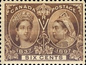 [The 60th Anniversary of the Coronation of Queen Victoria, Typ O5]
