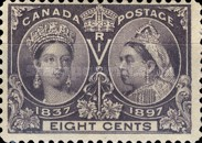 [The 60th Anniversary of the Coronation of Queen Victoria, Typ O6]