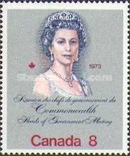 [Royal Visit and Commonwealth Heads of Government Meeting, Ottawa, Typ PY]