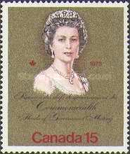 [Royal Visit and Commonwealth Heads of Government Meeting, Ottawa, Typ PZ]