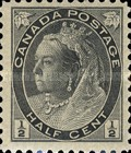 [Queen Victoria - Value in Bottom Corners, Typ Q]