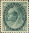 [Queen Victoria - Value in Bottom Corners, Typ Q1]