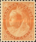 [Queen Victoria - Value in Bottom Corners, Typ Q10]