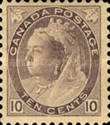 [Queen Victoria - Value in Bottom Corners, Typ Q11]