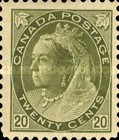 [Queen Victoria - Value in Bottom Corners, Typ Q12]