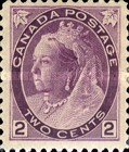 [Queen Victoria - Value in Bottom Corners, Typ Q2]