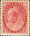 [Queen Victoria - Value in Bottom Corners, Typ Q4]