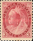[Queen Victoria - Value in Bottom Corners, Typ Q6]