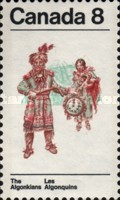 [Canadian Indians, Typ QP]