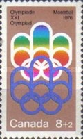 [Olympic Games - Montreal 1976, Canada, Typ QZ]