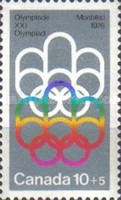 [Olympic Games - Montreal 1976, Canada, Typ RA]