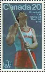 [Olympic Games - Montreal 1976, Canada, Typ SO]