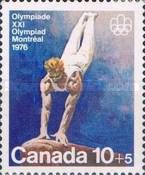 [Olympic Games - Montreal, Canada, Typ TJ]