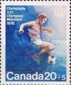 [Olympic Games - Montreal, Canada, Typ TK]