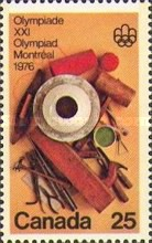 [Olympic Games - Montreal, Canada, Typ TN]