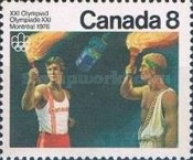 [Olympic Games - Montreal, Canada, Typ TV]