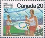 [Olympic Games - Montreal, Canada, Typ TW]
