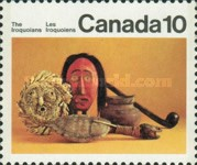 [Canadian Indians, Typ UE]