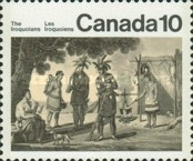 [Canadian Indians, Typ UF]