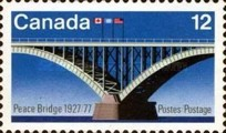 [The 50th Anniversary of Opening of Peace Bridge, Typ VB]