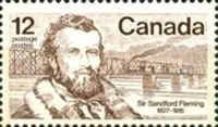 [Famous Canadians, Typ VF]