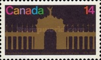 [The 100th Anniversary of the National Exhibition, Typ WP]