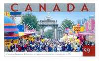 [Canadian National exhibition - Self Adhesive, Typ XGI]