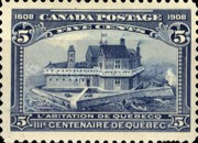 [The 300th Anniversary of the Founding of Quebec, Typ Y]
