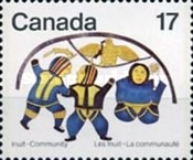 [Canadian Eskimos - Shelter and the Community, Typ YH]