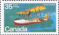 [Canadian Aircraft - Flying Boats, Typ YR]