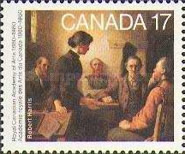 [The 100th Anniversary of the Royal Canadian Academy of Arts, Typ YV]
