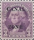 [US Postage Stamps Overprinted, type AC2]