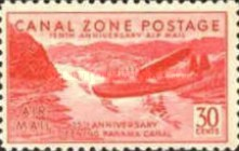 [The 20th Anniversary of the Opening of the Panama Canal, Typ AI]
