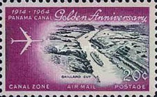 [Panama Canal Golden Anniversary, Typ CA]