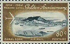 [Panama Canal Golden Anniversary, type CC]