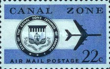 [Airmail- Coat of Arms, type CI]