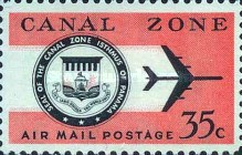 [Airmail- Coat of Arms, type CI1]