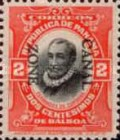 "[Panama Postage Stamps Overprinted ""CANAL/ZONE"", Typ G1]"