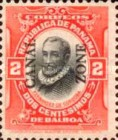 "[Panama Postage Stamps Overprinted ""CANAL/ZONE"", Typ G2]"